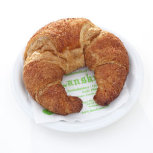 Croissants and savory products